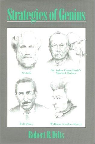 Strategies of Genius: Vol 1 por Robert B. Dilts