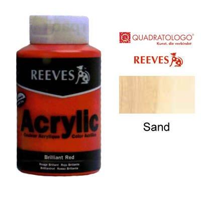 reeves-acrylfarbe-acrylic-hohe-pigmentierung-400ml-topf-sand