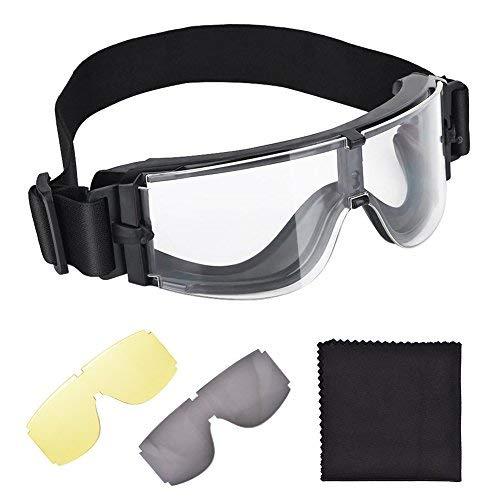 Gafas De Equitación Inastillable X800 Gafas Protectoras