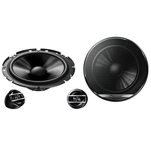 Lautsprecher/Boxen Kompo TS-G170c -170mm/17cm - 300 Watt, schwarz ()