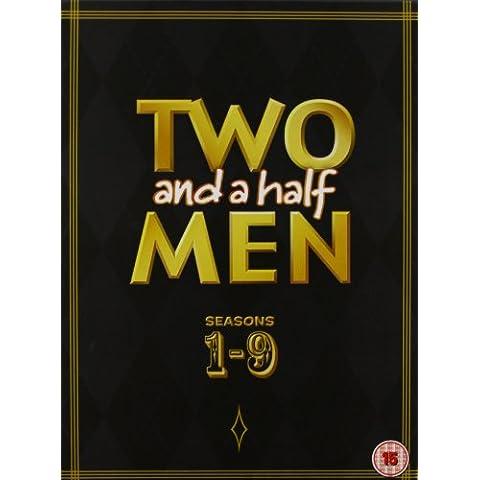 Two & a Half Men-Complete Seri