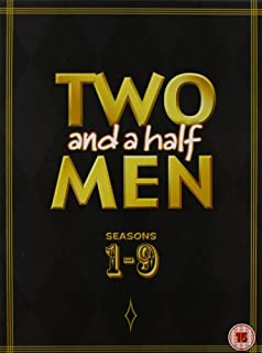 Two and a Half Men - Season 1-9 [DVD] [2012] (B0083HO6A2) | Amazon price tracker / tracking, Amazon price history charts, Amazon price watches, Amazon price drop alerts