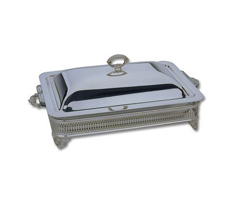 Reed & Barton Silver-plated 3-Quart Covered Baker/Casserole Dish by Reed & Barton 3 Quart Baker