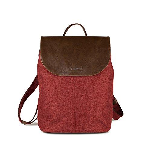 ZWEI Damen Tasche O13 Olli, Größe:., Farbe:chili