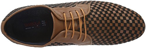 Tamboga 270-12, Chaussures à Lacets Homme Braun (Camel 09)