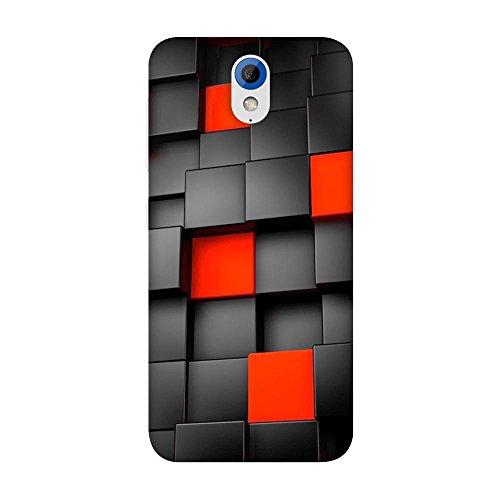 FASHEEN Premium Designer Soft Case Back Cover for HTC Desire 620G
