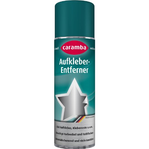 Preisvergleich Produktbild Caramba 696502 Aufkleberentferner, 250 ml