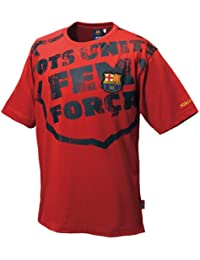 T-shirt BARCA - Collection officielle FC BARCELONE - Football club Barcelona - Taille adulte Homme