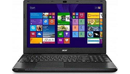 Acer NB TM P256-M-33LF EDU 39,6 cm (15,6 Zoll) Notebook (Intel Core i3 4005U, 2,2GHz, 4GB RAM, 500GB HDD, Intel HD Graphics, Win 7 Pro) schwarz