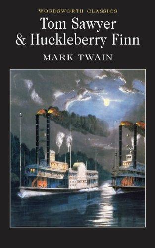 Tom Sawyer & Huckleberry Finn (Wordsworth Classics) (English Edition)