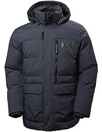 Helly Hansen Tromsoe Jacket, Uomo, Graphite Blue, M