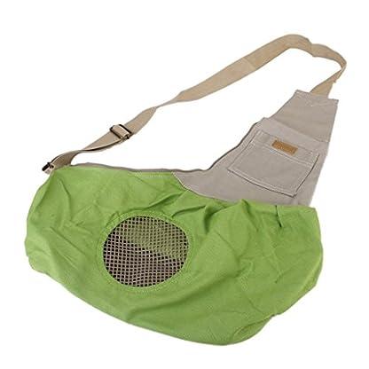 Shoulder Carry Handbag for Pets - AntEuro Portable Hands-free Pet Foldable Travel Carrier Bag, Sling Shoulder Bag for… 8