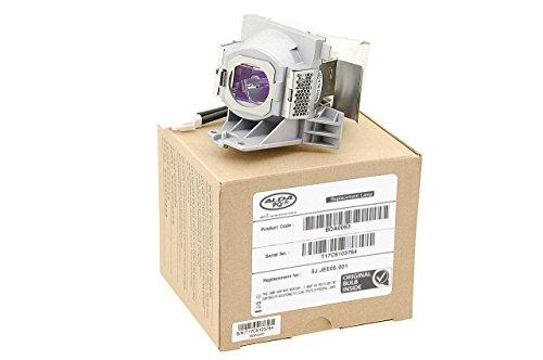 Alda PQ Original, Beamerlampe für BENQ W1110 Projektoren, Markenlampe mit PRO-G6s Gehäuse