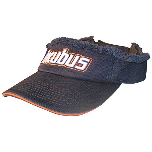 Incubus Headwear Other Visor Dark Blue Blue