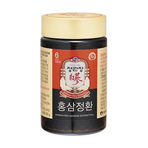 KGC Cheong Kwan Jang Estratto di Ginseng rosso coreano pillola 168g