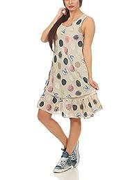 Suchergebnis auf Amazon.de für  sommerkleider knielang  Bekleidung 0b62e904e7