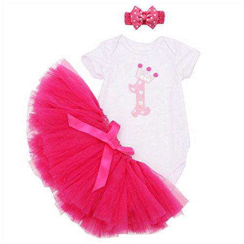 Vestito-infantile-delle-neonate-Primo-compleanno-Outfit-partito-0-18-mesi