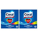 Coral Waschmittel Optimal Color Pulver 40 WL, 2er Pack (2 x 20 Waschladungen)