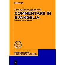 Commentarii in evangelia (Corpus Scriptorum Ecclesiasticorum Latinorum, Band 103)