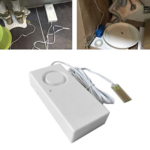 Lorenlli Desbordamiento Agua Sensor Alarma Fuga Detector