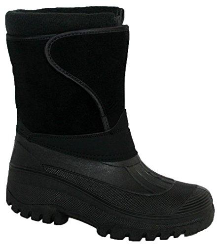 Neue Damen Reiten Yard Wasserdicht stabile Walking Regen Schnee Winter Ski Warm Farm Mucker Boots,...