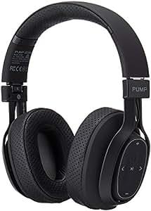 BlueAnt Pump Zone Bluetooth Wireless Sport Headphones - Black
