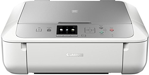 Best Price CANON MG5753 ALL IN ONE INKJET PRINTER- WHITE on Amazon