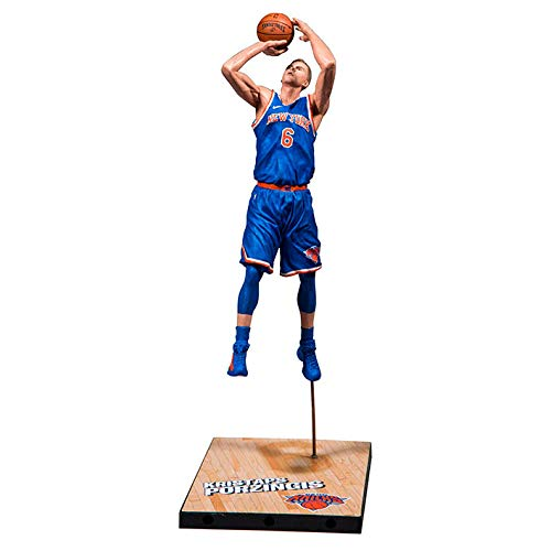 dad388aa58e5c NBA 2K19 Action Figure Series 1 Kristaps Porzingis (New York Knicks) 15 cm