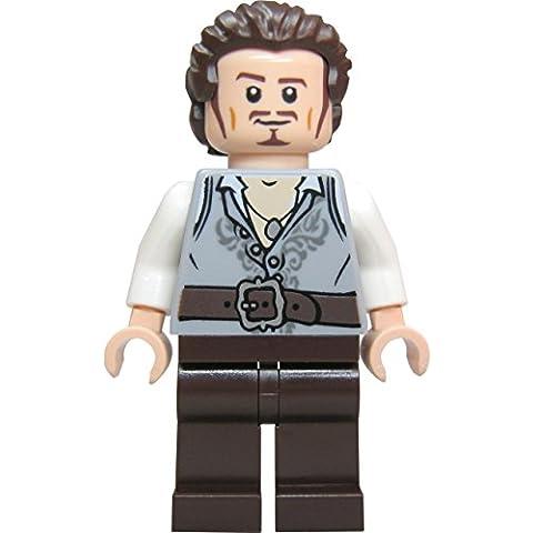 LEGO Piratas Del Caribe: Will Turner Minifigura