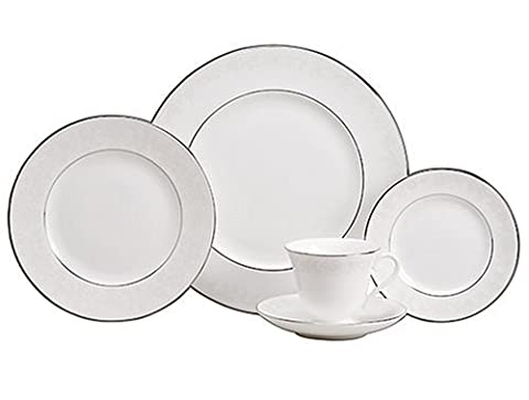 Wedgwood St. Moritz 5-Piece Dinnerware Place Setting, Service for 1 by Wedgwood