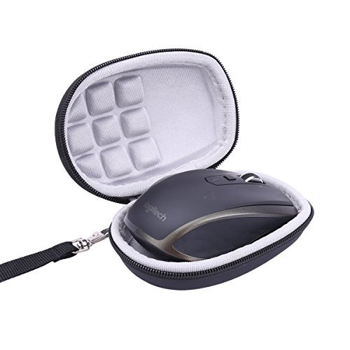 Price comparison product image Hard Travel Case for Logitech MX Anywhere 2S / 2 / 1 Wireless Bluetooth Mouse by co2CREA