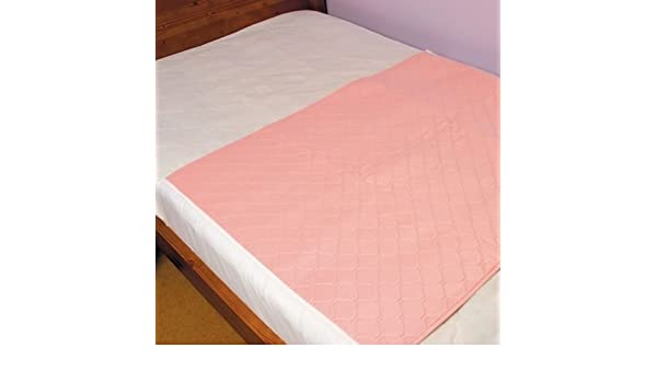 Double Sonoma Pink Bed Pad 3500ml