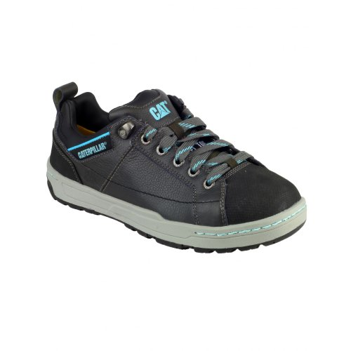Caterpillar, Scarpe antinfortunistiche donna Grigio scuro