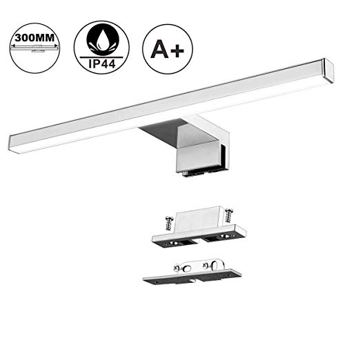 Lámpara de Espejo Baño LED 5W 30cm 400LM Azhien