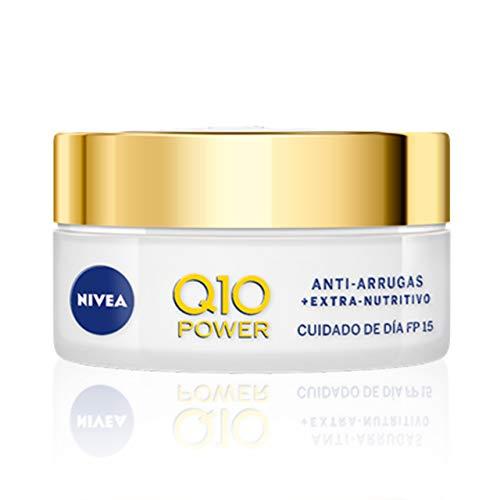 NIVEA Q10 Power Antiarrugas Crema Día Extra-Nutritiva