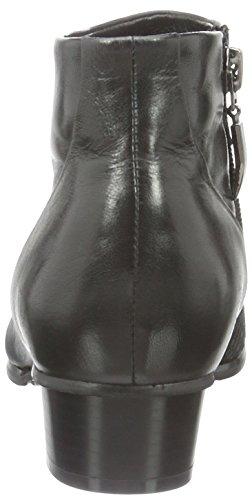 PIAZZA - 961659, Stivali a metà polpaccio con imbottitura leggera Donna Nero (Nero (nero))