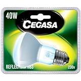 Cegasa r-63 - Lámpara r-63 reflectora 40w 230v e-27 blister