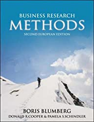 Business Research Methods: second European edition