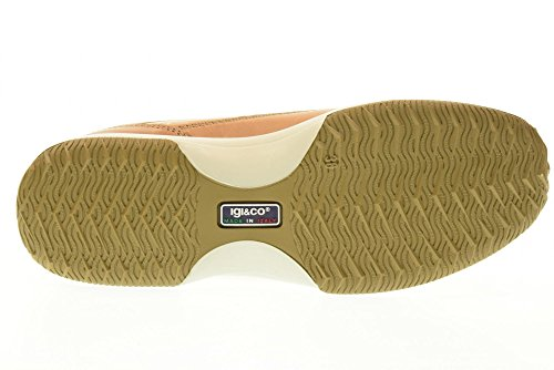 IGI&CO scarpe donna sneakers basse 77662/00 BEIGE Beige