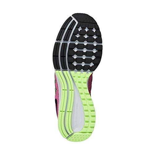 Nike Wmns Air Zoom Pegasus 32, Chaussures de Running Femme Rose - Rosa (Pink Pow / Blk-Brly Vlt-Ghst Grn)