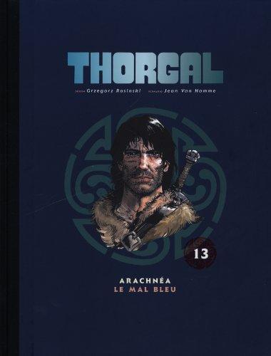 Thorgal, Tome 13 : Arachnéa ; Le mal bleu