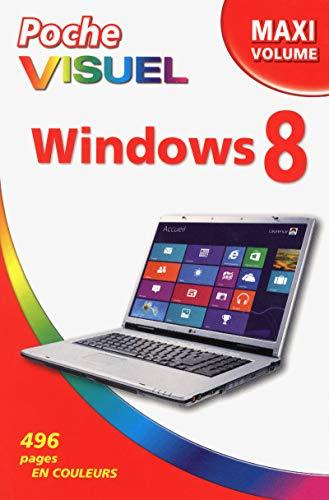 Poche Visuel Windows 8 Maxi volume