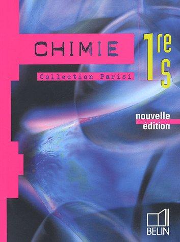 Chimie 1ère S