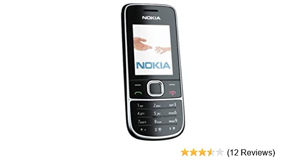 Nokia 2700 Sim Free Mobile Phone - Black