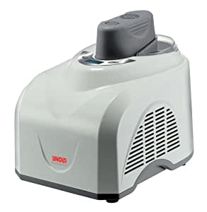 Unold 8875 Eismaschine Weiß/Grau