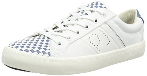 Pepe Jeans Clinton Mixed, Baskets Basses femme