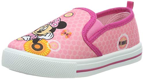 ie Mouse Slip On Sneaker, Pink rosa), 26 EU ()