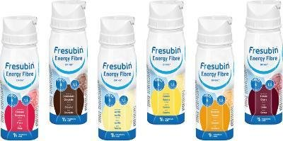 Fresenius Kabi Fresubin Energy Fibre Drink Banane Trinkflasche, 6 x 4 x 200 ml, 1er Pack (1 x 5,5 kg) -