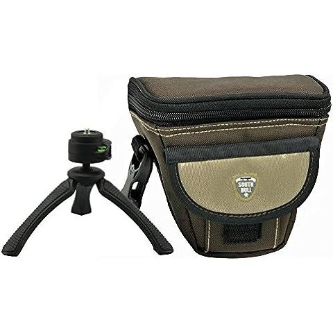 Foto Southbull M Set Borsa per fotocamera con treppiedi da viaggio Rollei SY-310fotocamere per Sony Alpha 6300600051005000e molti