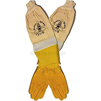 Buzz Work Wear Beekeeping Ventilated Gloves - 2XL 14